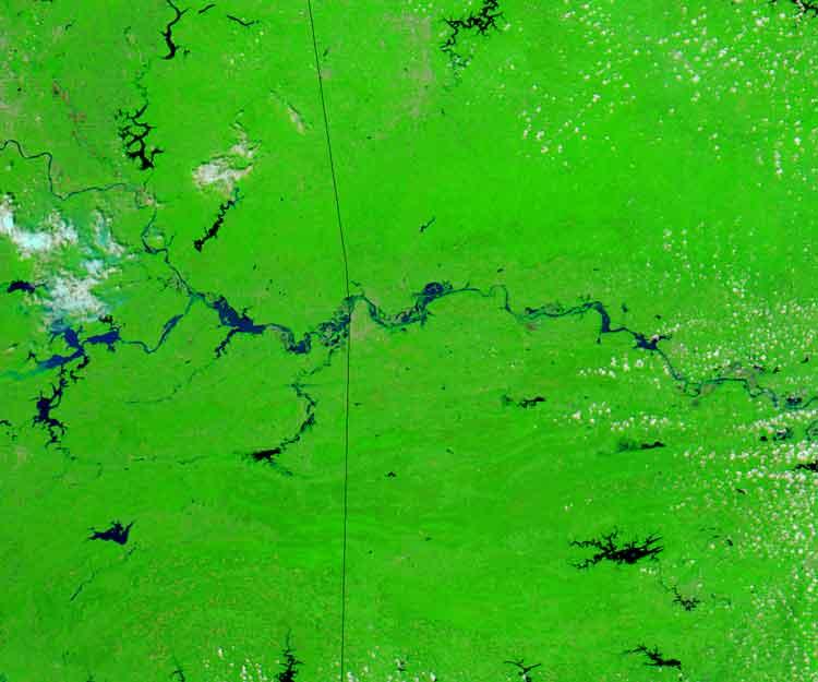 El Niño Suspected in Midwest Floods