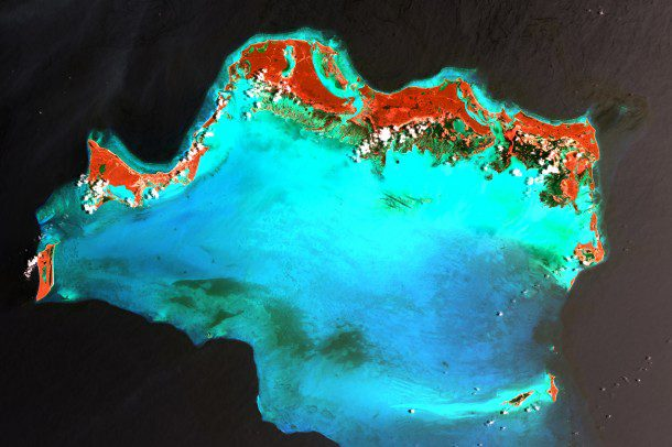 Earth Imaging Journal, EIJournal.com, Satellite Imaging, Satellite Imagery, Caribbean Lux