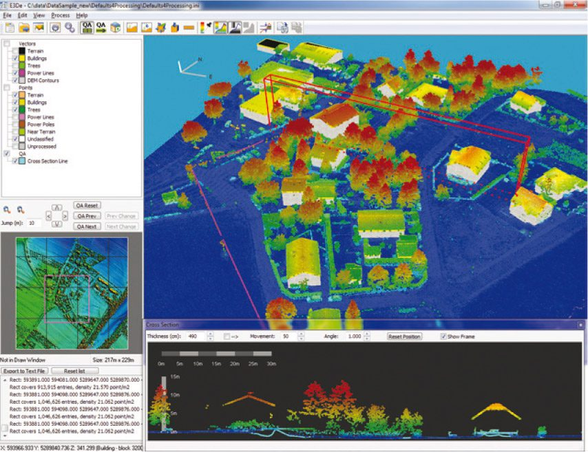 Exploring the Horizon of Geospatial Imagery Analysis « Earth ...