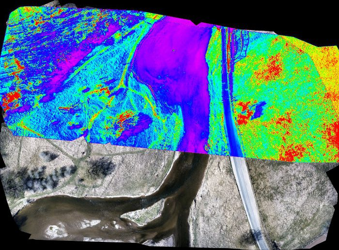 Small Drones Eye Canadian Cattle, Crops « Earth Imaging Journal