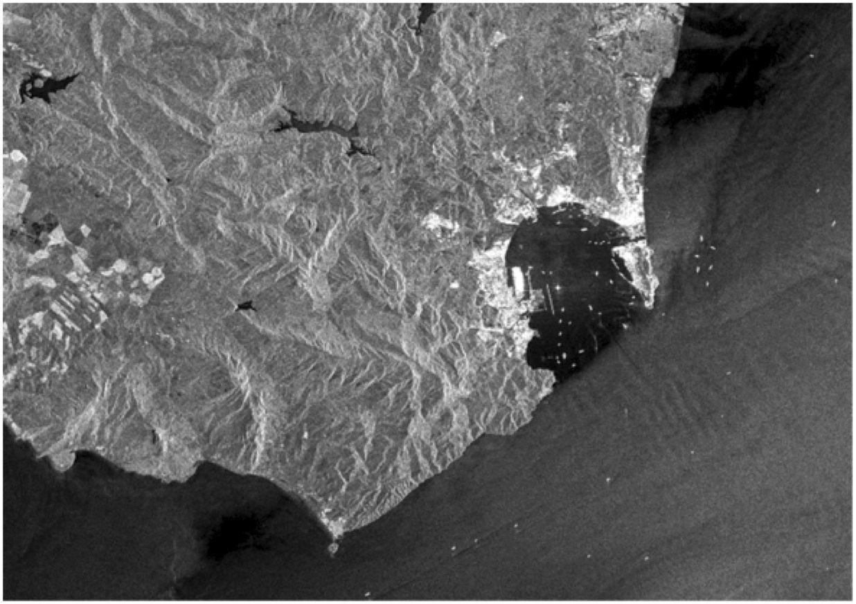 Sea Floor Elevation Data : Unlocking radar s full potential « earth imaging journal