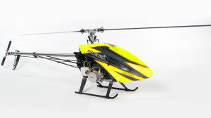 The Oregon Department of Forestry is equipping a Century model G30 drone, similar to the one in this photo, with video, infrared cameras and a GPS locator to get a better look in tight smoky places before incident commanders send in fire crews.