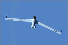 FAA granted permission to the Nevada UAS test site team to fly a ScanEagle UAS at or below 3,000 feet, monitored by a visual observer and mission commander.
