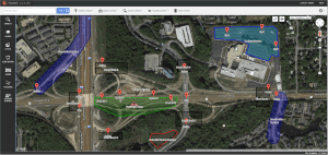 A Web-based, collaborative framework leverages Earth imagery and related geospatial information to help emergency responders solve complex problems.