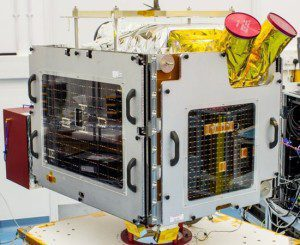 Weighing only 180 kilograms, KazEOSat-2 has the ability to image and downlink 1 million square kilometers per day, with exceptionally agile off-pointing capabilities for this class of satellite.