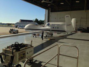 NASA DRONE