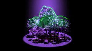 NASA_GEDI_lidar_3d_trees