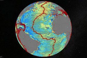Scripps Ocean Seafloor
