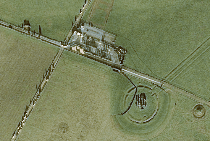 Geophysical Surveys Reveal New Features At Stonehenge Earth - Satellite view of earth today