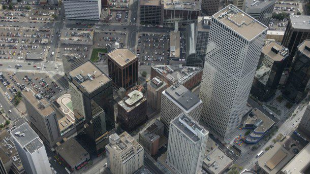 Fig1_Oblique Imagery of Downtown Dallas