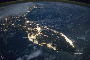 FloridaNight_ISS