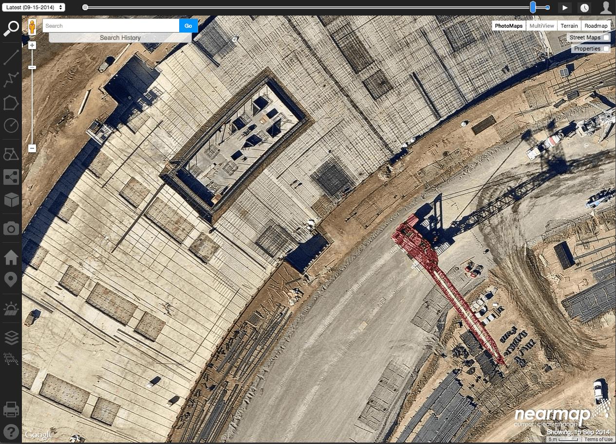 Nearmap Enters US Market Earth Imaging Journal Remote Sensing - Detailed satellite imagery