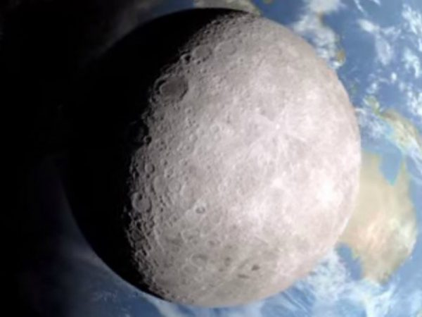 NASA Releases Detailed Animation Of The Dark Side Of The Moon - Detailed satellite imagery