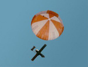 UAS_Parachute_Landing