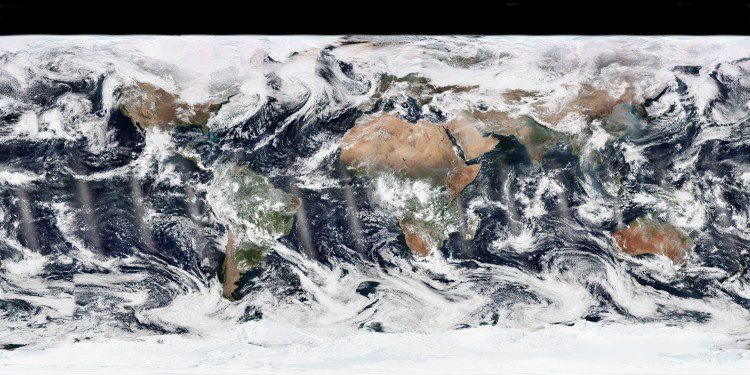 It has taken a lot of effort through multiple generations of satellites—and engineers, scientists, data handlers and hardware builders—to get from grainy black-and-white images stitched by hand to daily, color coverage.