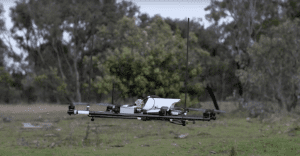 Australian researchers fitted a UAV with a custom-built miniature receiver and antenna to provide real-time information on radio-tracked wildlife.