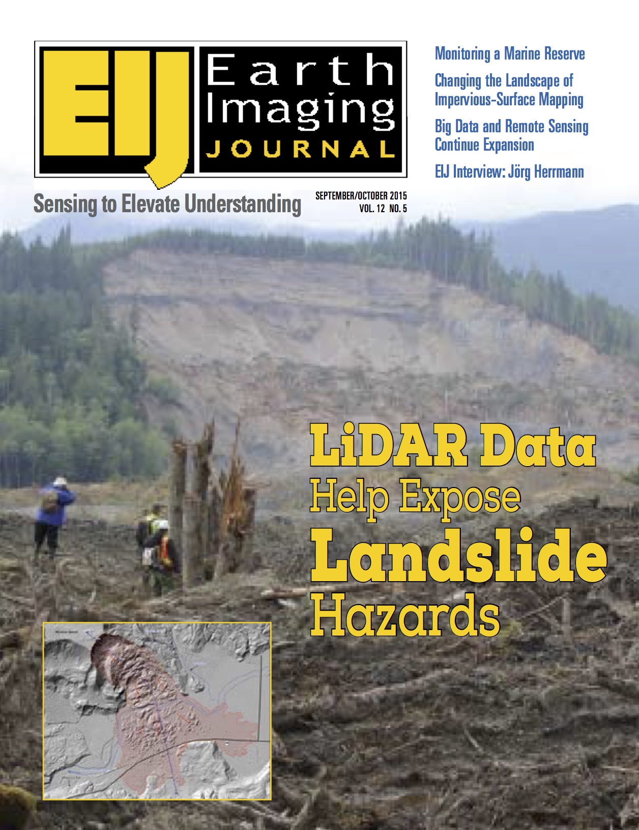 September october 2015 table of contents earth imaging for Socover