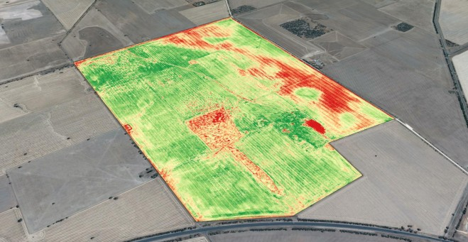 Drones And New Applications For Precision Agriculture