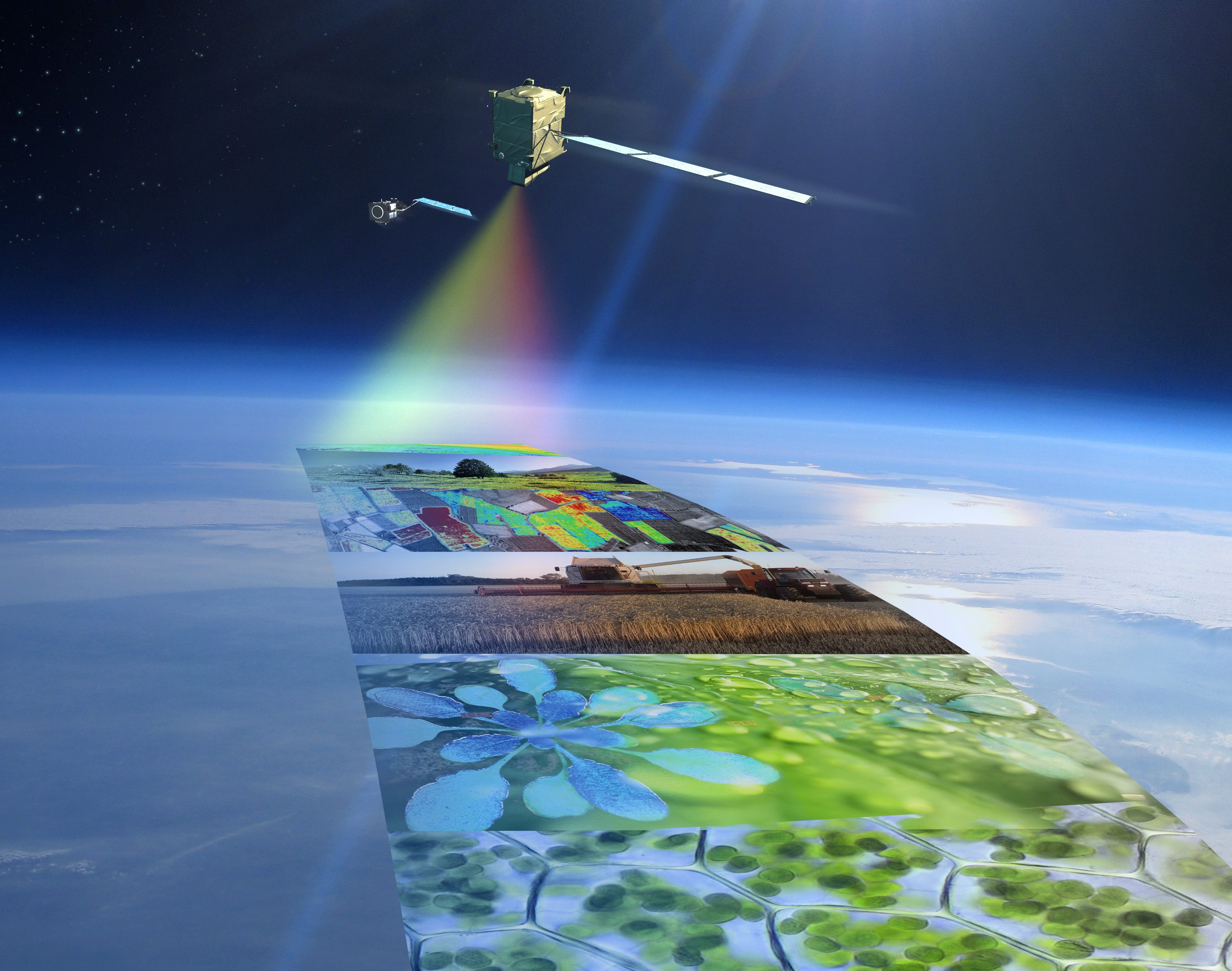 satellite imagery Access to various satellite imagery systems and information about obtaining custom images.