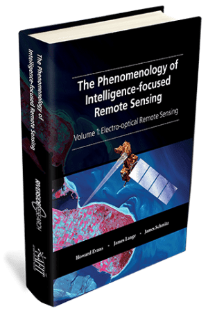 Proceeds from the sale of a new textbook, The Phenomenology of Intelligence-focused Remote Sensing, will fund a scholarship for students who plan to enter the intelligence workforce.
