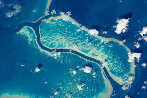 This photograph was acquired on Oct. 12, 2015, by a member of the International Space Station Expedition 45 crew. The image has been cropped and enhanced to improve contrast, and lens artifacts have been removed. (Credit: NASA)