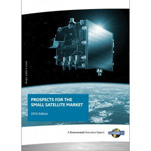 """Prospects for the Small Satellite Market"" considers satellites by four mass categories, six regions, five satellite applications and five manufacturer typologies."