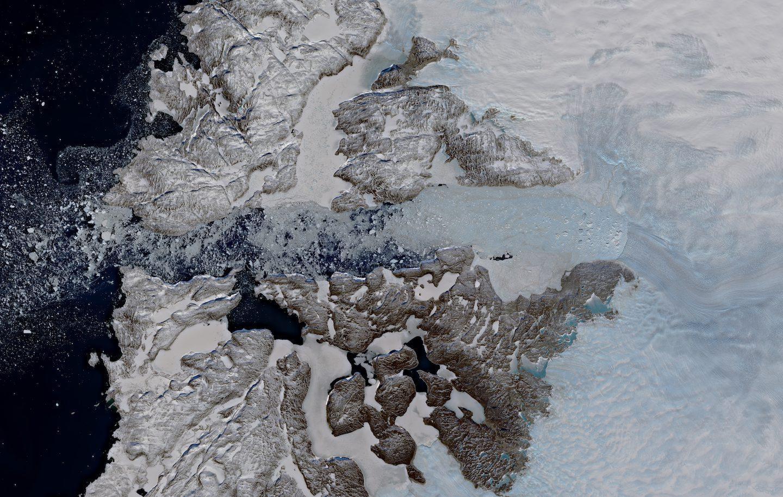 Jakobshavn_Glacier